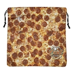 Goggle Bag - Microfiber - Pizza