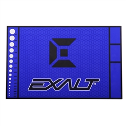 HD Rubber Tech Mat - ARCTIC BLUE