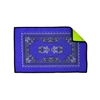 Blue Bandana Player Microfiber