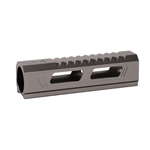 Precision TipX Barrel Shroud -Charcoal Grey