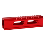 Precision TipX Barrel Shroud - Dust Red