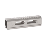 Precision TipX Barrel Shroud - Dust Silver