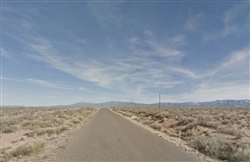 New Mexico, Valencia County, 0.25 Acre Rio Del Oro, Lot 34. TERMS $125/Month