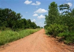Oklahoma, Okfuskee County, 4.97 Acre Deep Fork Ranch, Lot 11, Electricity. TERMS $365/Month