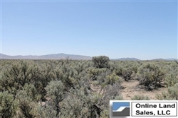 California, Lassen County,  60 Acres Ravendale Ranch. TERMS $440/Month