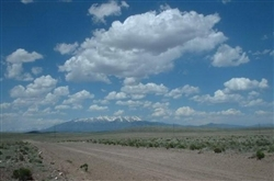 Colorado, Alamosa County, 15 Acres (3 Five Acre Lots) Mount Blanca Valley Ranches.  TERMS $150/Month