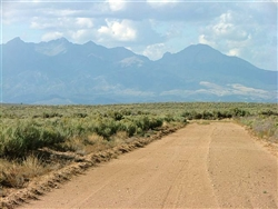 Colorado, Costilla County, 5 Acres San Luis Estates South. TERMS $75/Month