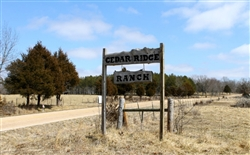 Missouri, Phelps County,  5.1 Acres Cedar Ridge Ranch. TERMS $200/Month