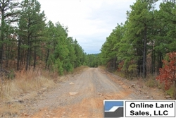 Oklahoma, Pittsburg County, 5.62 Acre Indian Ridge. TERMS $280/Month