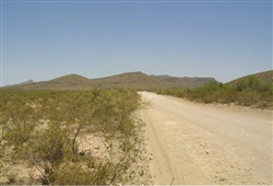 Texas, Hudspeth County, 20 Acre Sunset Ranches, Lot 9 TERMS $140/Month