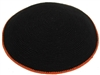 Knit Kippah Black/Orange
