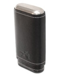 Xikar Case - Envoy 3 Cigar Black - 243BK
