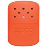Zippo Lighter - 12-Hour Hand Warmer Blaze Orange - 40348