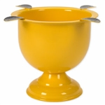 Stinky Cigar Ashtray - Tall Safety Yellow - CA-ST-4YEL