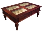 Humidor - Coffee Table Mahogany - HUM-CTH-M
