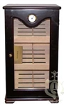 Humidor - Commercial Display 5 Rich Mahogany - HUM-DIS5