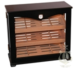 Humidor - Commercial Display 6 Rich Mahogany - HUM-DIS6