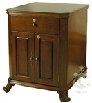 Humidor - Montegue Furniture Style End Table - HUM-MONTCAB
