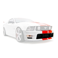 Fascia, Front, 05-09, Mustang
