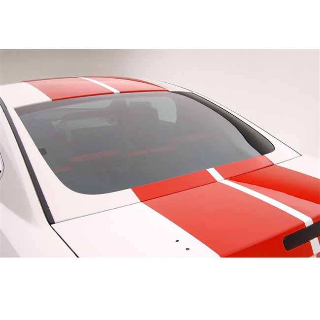 "Window Trim, Rear, ""U-Trim"", 05-14, Mustang"