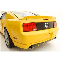 Spoiler, Rear, Ducktail, 05-09, Mustang
