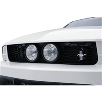 "Grille, Front, ""E"" Style, 05-09, Mustang GT"