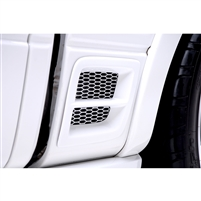 Fender Vent Set, Rear, 04-05, F-150