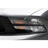 Headlight Splitters, 10-12, Mustang GT