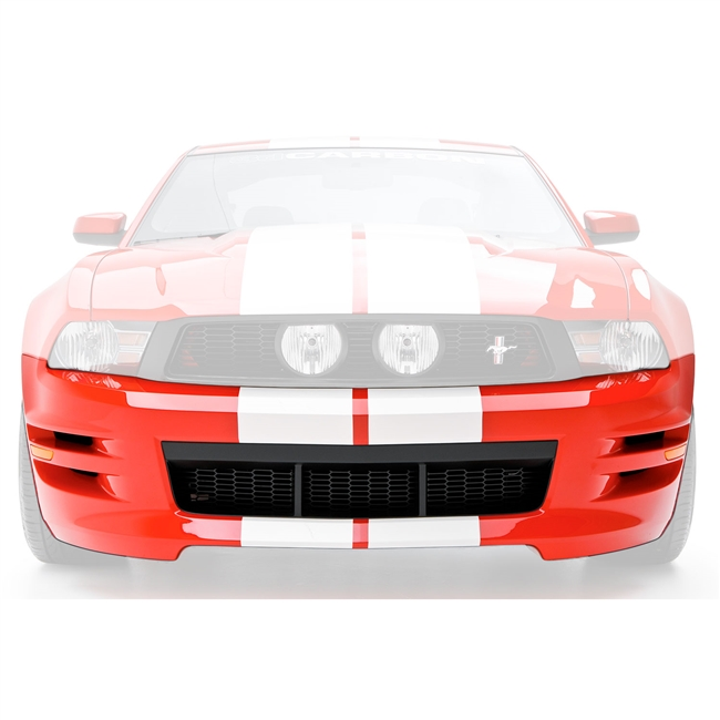 Fascia, Front, Boy Racer, 10-12, Mustang