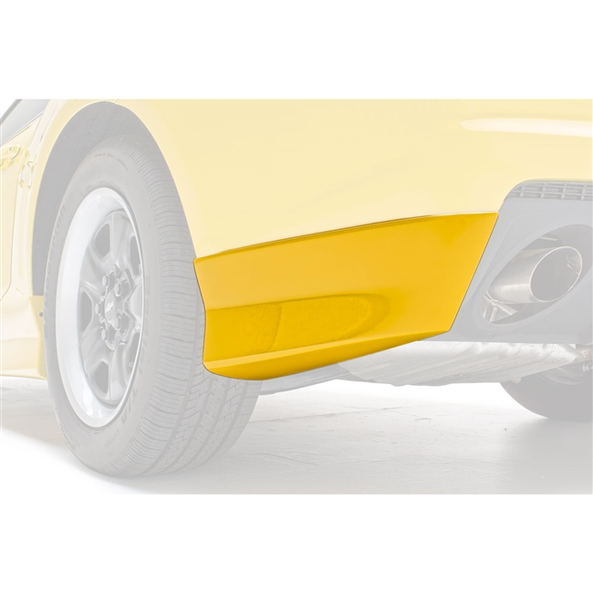 Spat Set, Rear, 10-13, Camaro