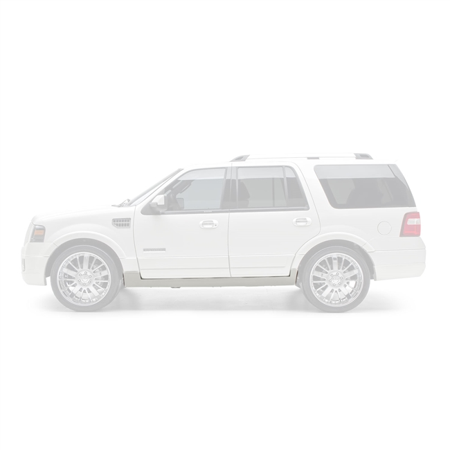 Side Skirt Set, Rocker, 07-14 Expedition