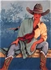 Rodeo Rider by Doreman Burns