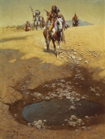 Comanche War Trail by Frank McCarthy