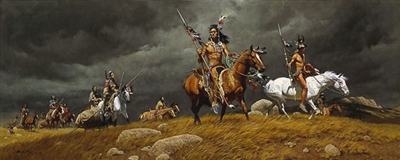Following the Herds by Frank McCarthy