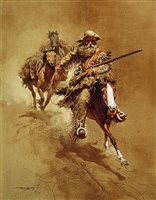 An Old-Time Mountain Man by Frank McCarthy