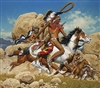 On the Warpath by Frank McCarthy