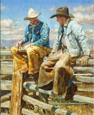 Cowboys by Jason Rich