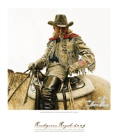 Buffalo Bill by James Bama