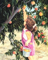 Just Peachy by June Dudley