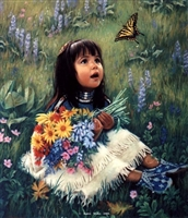 Little Butterfly by Karen Noles