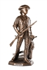 "17"" Large Minuteman by Terrance Patterson"
