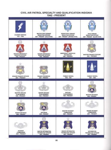 Civil Air Patrol Uniform Insignia Since 1941 3rd Ed