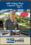 Model Railroader Video Plus: Layout Tours Vol. 1 DVD