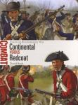American Revolutionary War: Continental Vs Redcoat