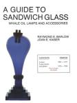 Sandwich Glass Whale Oil Lamps