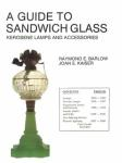 Sandwich Glass Kerosene Lamps