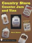 Country Store Counter Jars Tins