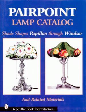 Pairpoint Lamps Catalog Shape Papilon Windsor