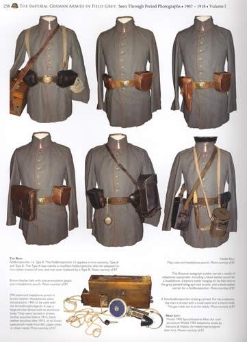 The Imperial German Armies In Field Grey Seen Through