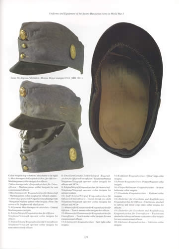 Uniforms Amp Equipment Of The Austro Hungarian Army In World